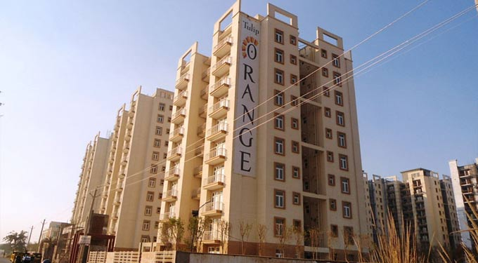 Tulip orange tulip orange resale tulip ready to move flats for Soil gurgaon